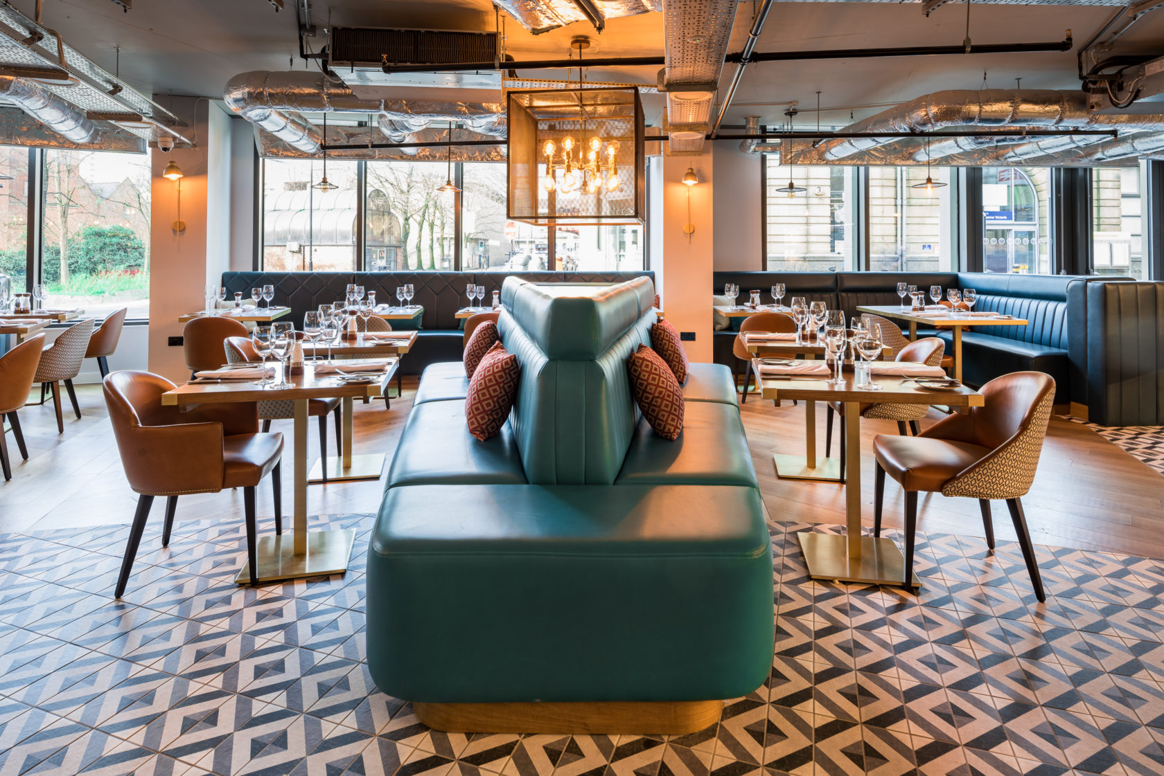 Hotel Indigo Manchester Scottish Design Awards 2019